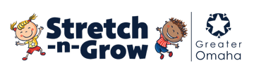 Stretch-N-Grow | Greater Omaha Area Logo